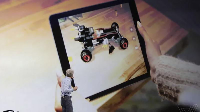 La stratégie de communication d'Apple sur la réalité augmentée