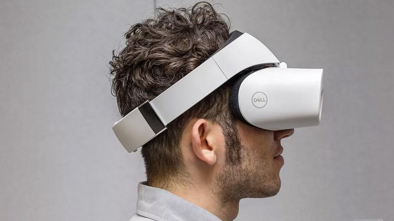 Dell sort un casque de réalité mixte