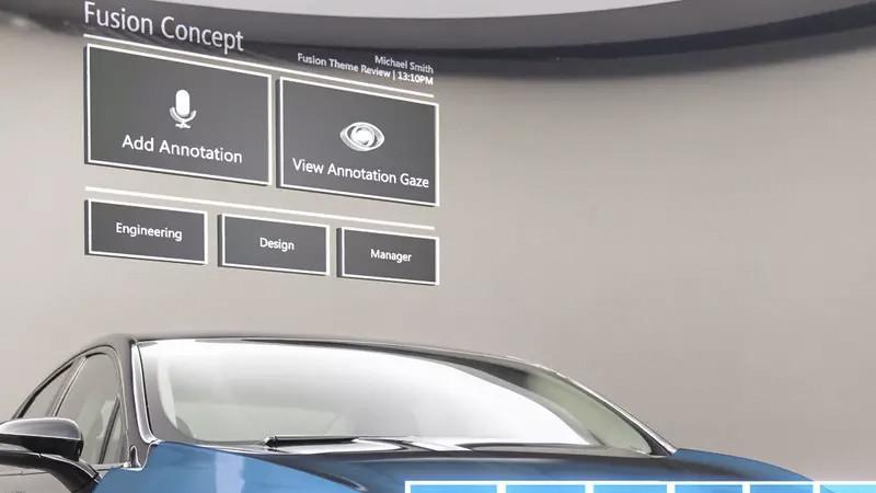 De la modélisation en réalité virtuelle chez Ford