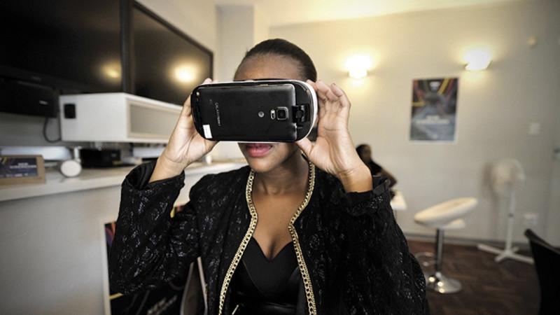 La réalité virtuelle gagne du terrain en Afrique