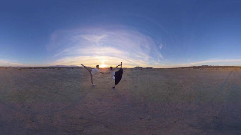 La réalité virtuelle est-elle le futur de la danse?