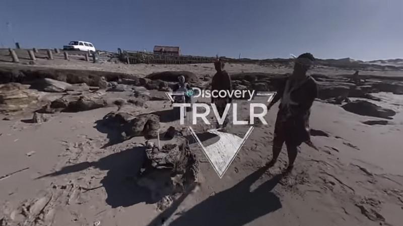 Discovery TRVLR : découvrez le monde en VR