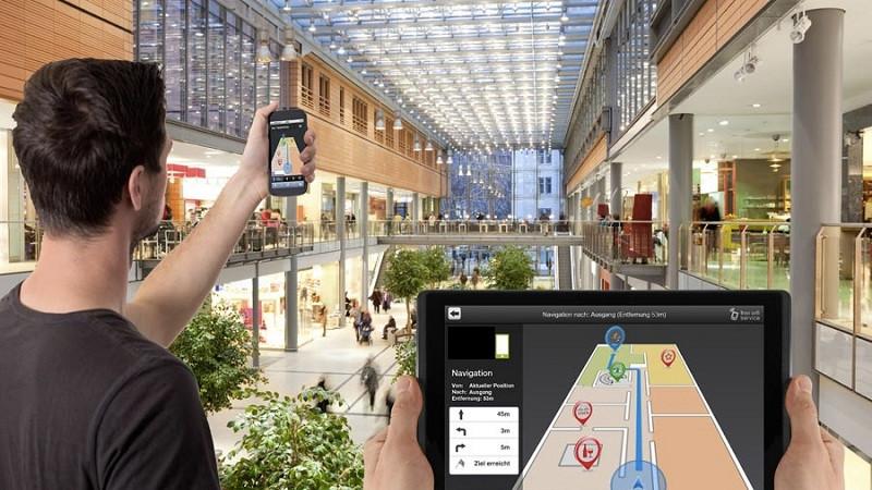 De la navigation «indoor» en réalité augmentée?