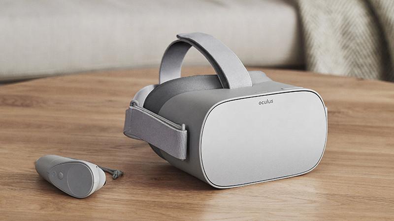 Oculus Go : un casque VR autonome pour moins de 200 euros
