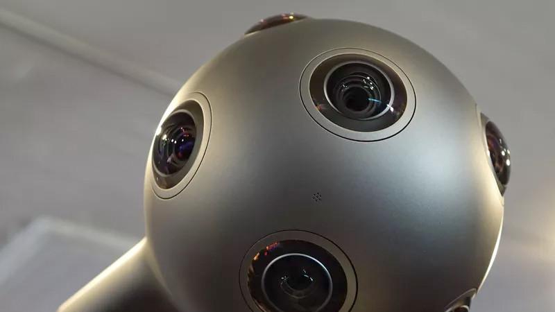 Plus de caméra Ozo pour Nokia