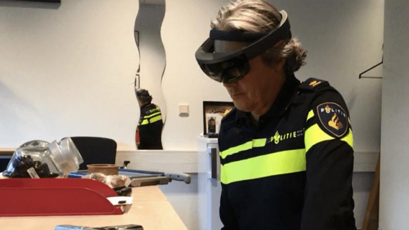 La réalité augmentée pour aider les policiers