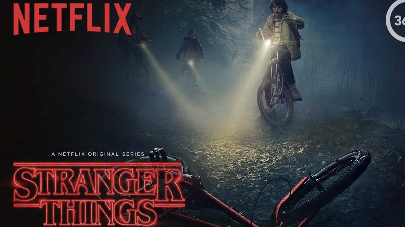 Retrouvez les personnages de Stranger Things en réalité augmentée