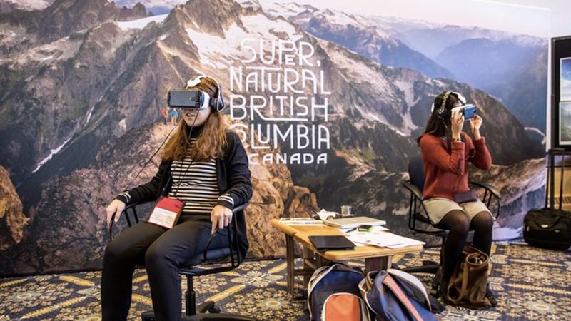 De la VR pour attirer les touristes