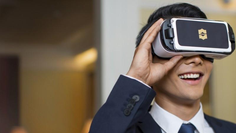 Un parc à thèmes VR pour la Chine