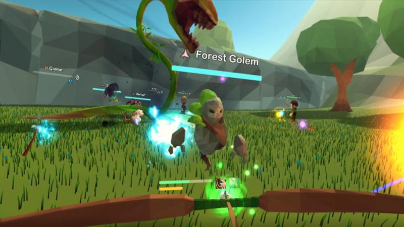 Orbus VR : le premier MMORPG uniquement en réalité virtuelle !