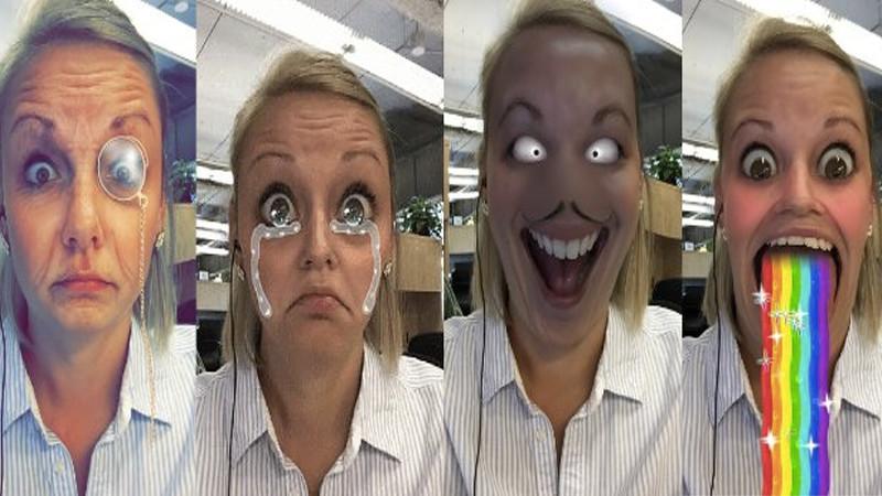 Et si Snapchat gagnait la guerre de la réalité augmentée?