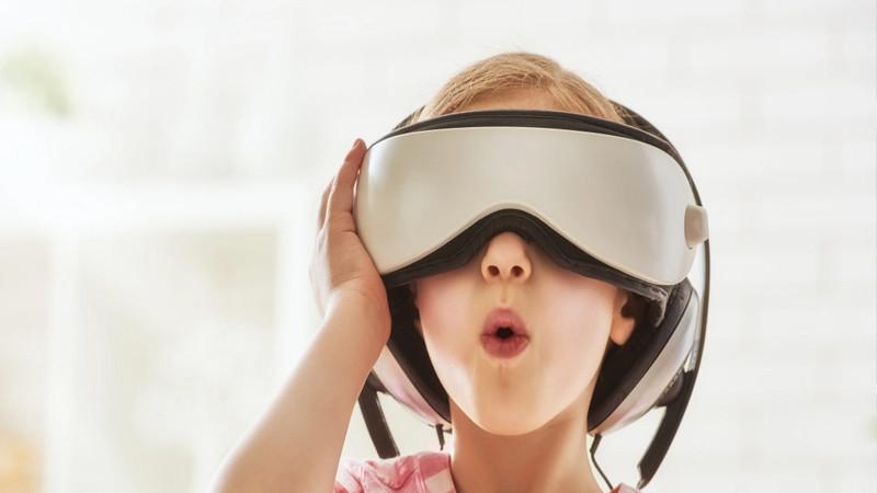 Casques VR : pas pour les enfants?