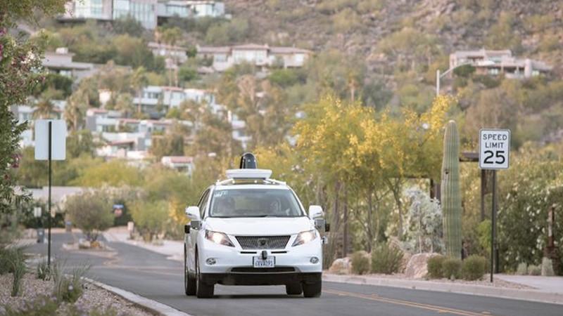 La réalité virtuelle au service des voitures sans chauffeur