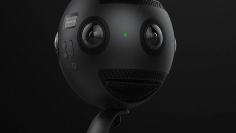 Des images en très haute résolution 12K pour Insta360 !