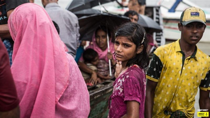 Le calvaire des Rohingyas en 360