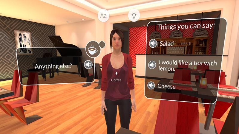 Apprenez l'anglais grâce à la VR !