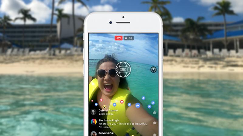 Facebook ajoute des capteurs à la réalité augmentée