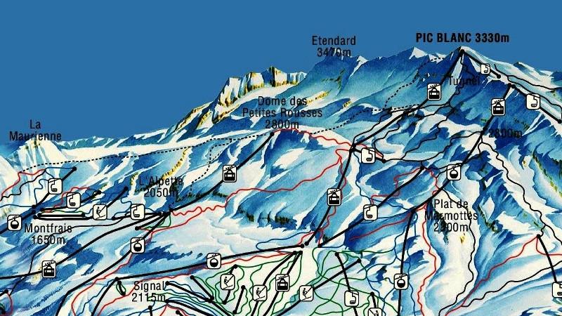 Expérience en réalité virtuelle avec des luges à l'Alpe d'Huez !