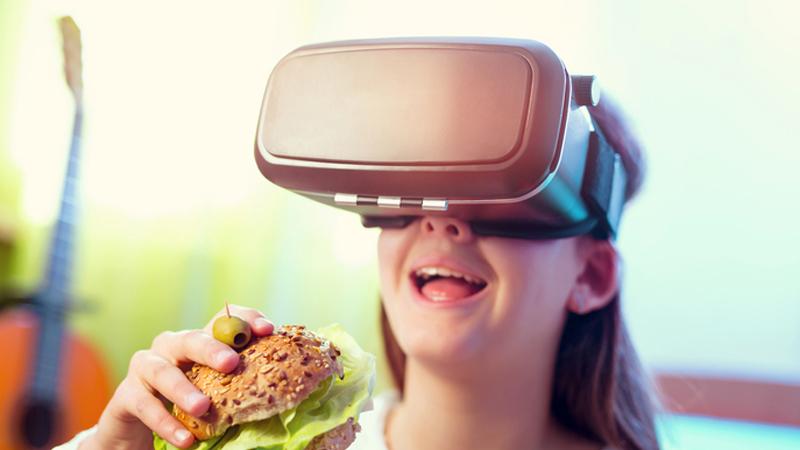 La réalité virtuelle et la réalité augmentée : le futur de la restauration ?