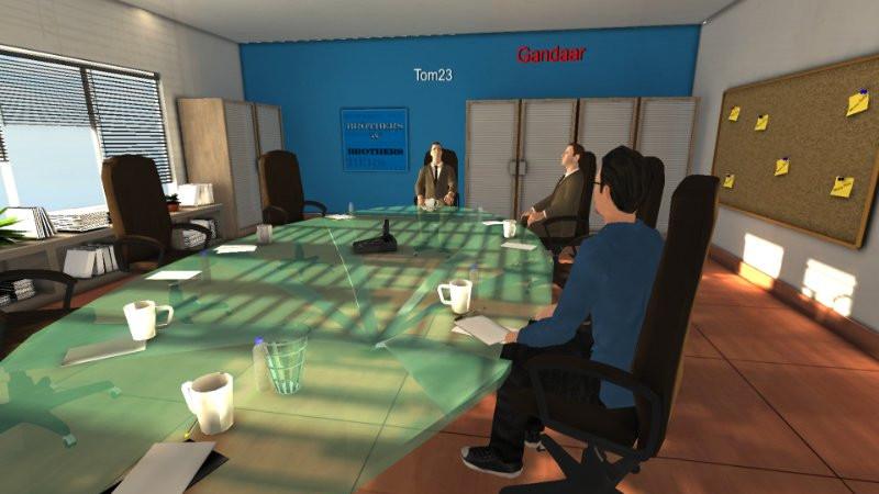 La réalité virtuelle au travail : une bonne chose ?