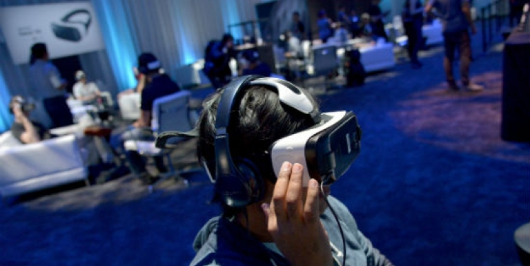 Un cinéma VR en Corée du Sud