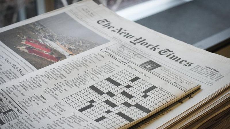 Un article en réalité augmentée dans le New York Times !