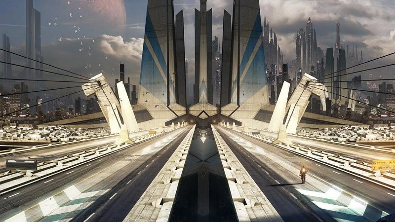 Conduisez sur un pont inexistant grâce à la VR !