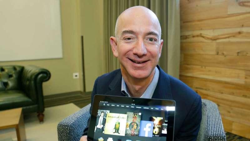 Amazon en mode réalité augmentée ?