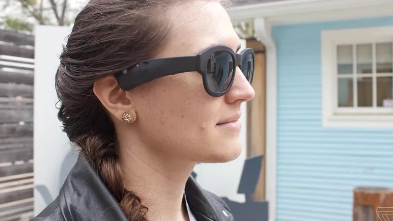 Des lunettes AR Bose qui utilisent le son !