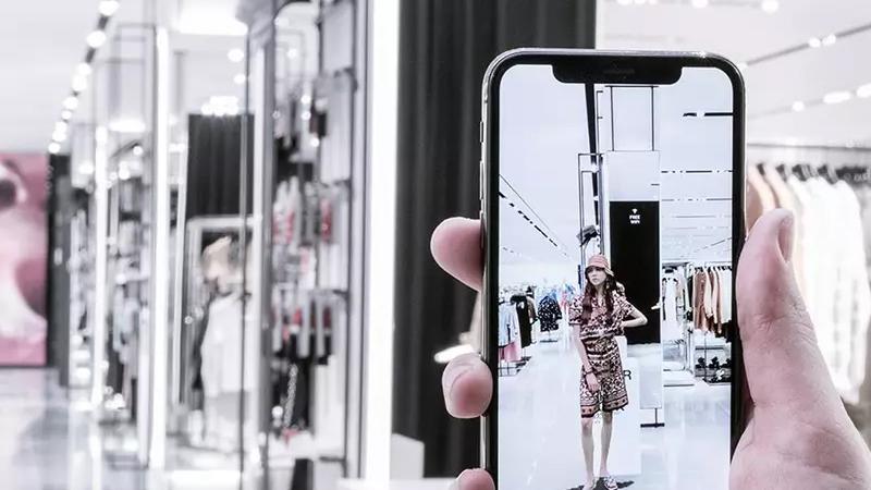 Zara se met à la réalité augmentée