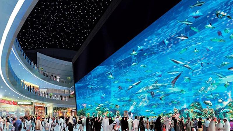 Un parc VR au Dubai Mall