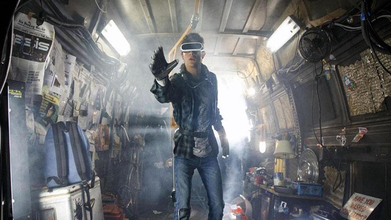 Avec Ready Player One, la réalité virtuelle s'invite au cinéma !