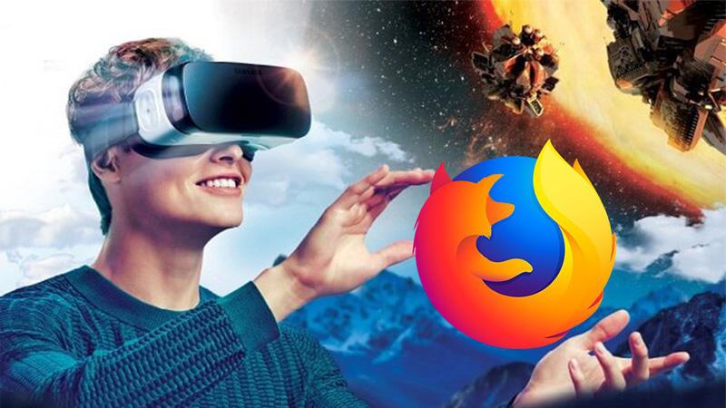 Avec Firefox Reality, Mozilla se (re)lance dans la VR
