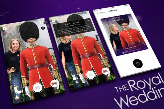 Cover Royal Wedding