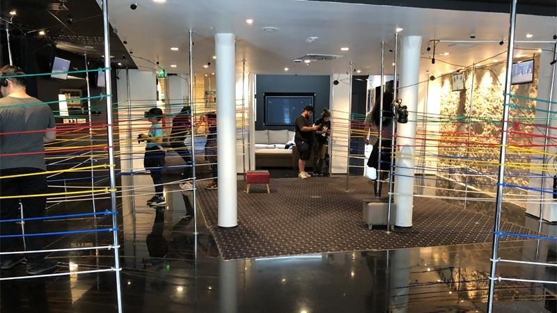 On a testé Sparkling VR, la nouvelle salle de jeux VR à Paris