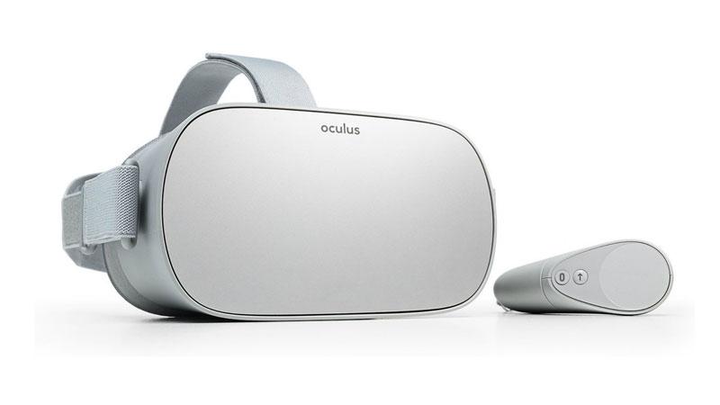 Oculus Go : le casque VR autonome est enfin disponible !