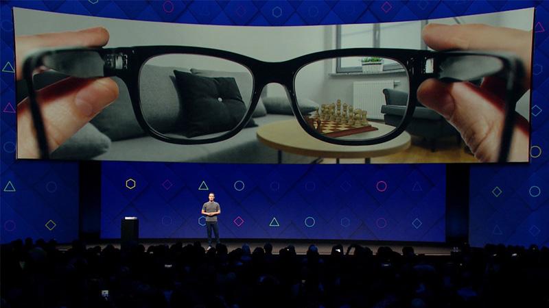 Facebook débloque une fonctionnalité AR pour les marques
