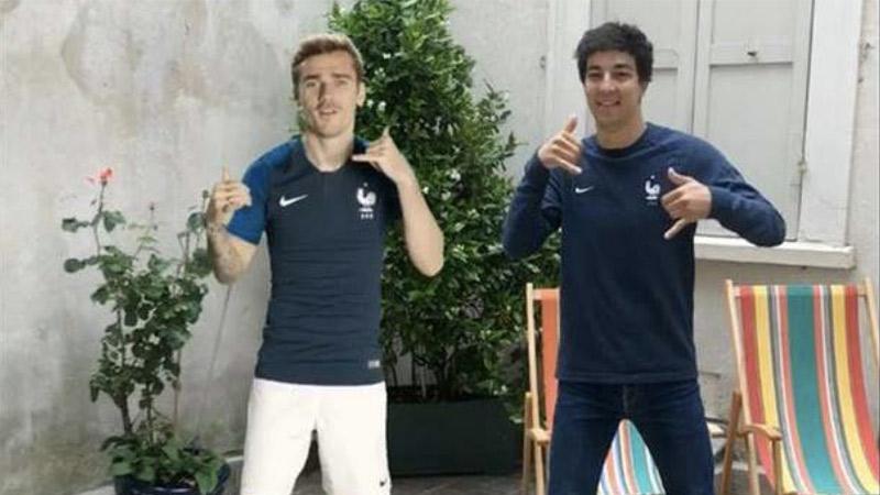 Holobleus : retrouvez les joueurs de l'équipe de France en AR