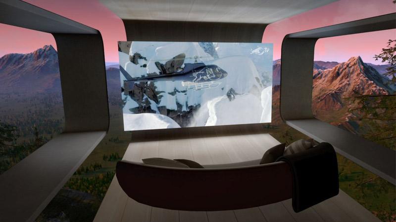 Avec Oculus TV, regardez la télévision en réalité virtuelle !