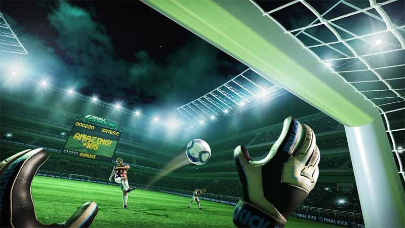 TOP 5 des meilleurs jeux de football en réalité virtuelle (2018)