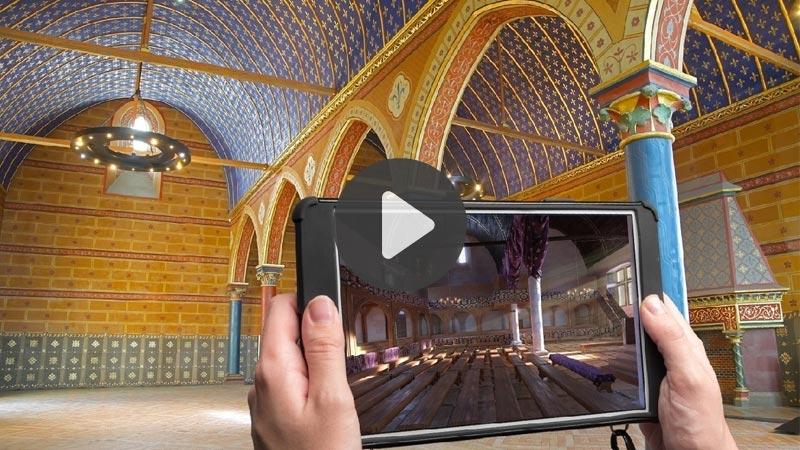TOP 5 des vidéos de la semaine : l'AR au service de l'histoire