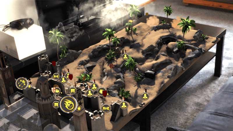 jeux en réalité augmentée