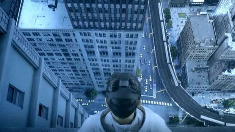 A Nantes, la réalité virtuelle pour aider à combattre le vertige
