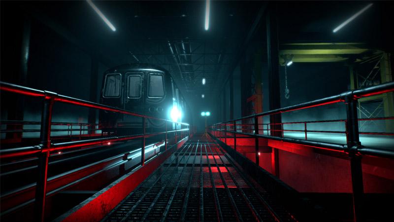 Bring The Light, un jeu d'horreur en VR qui détecte vos peurs