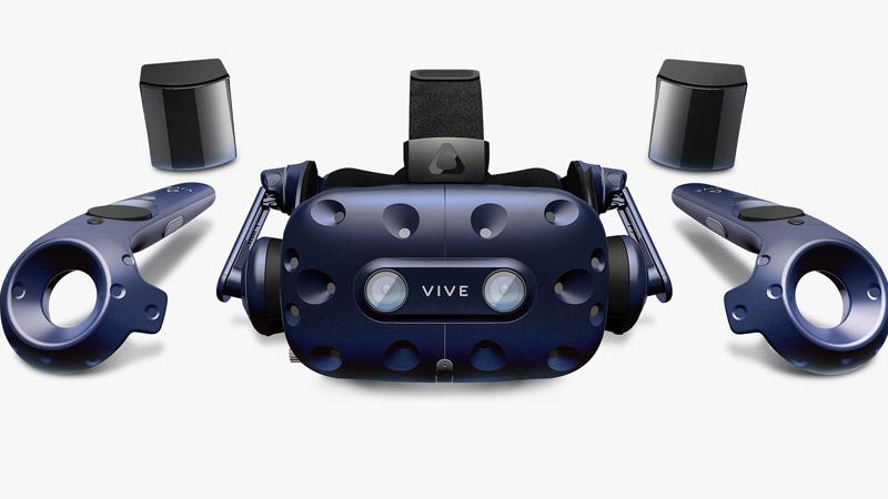 Le HTC Vive Pro est enfin disponible avec son kit complet !
