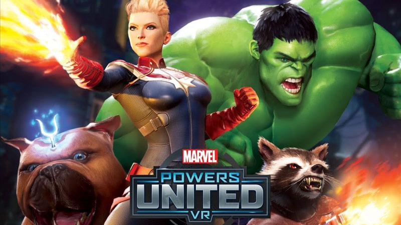 Marvel Powers United VR, un jeu VR dont vous êtes le héros