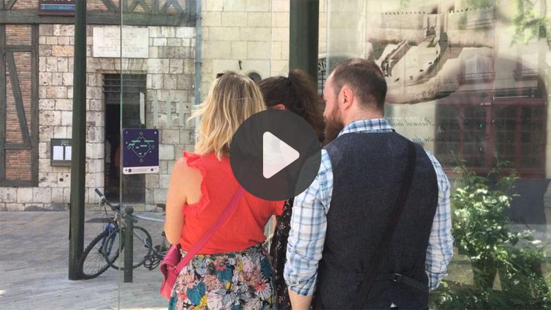 TOP 5 vidéos de la semaine : un jeu de piste en AR à Orléans
