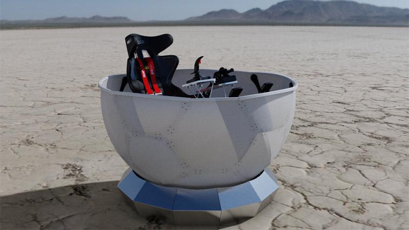 Feel Three : un simulateur pour la réalité virtuelle innovant et peu cher
