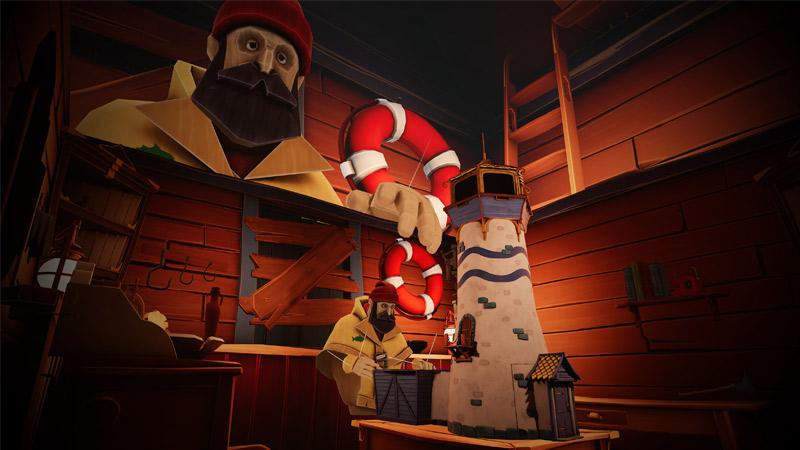 A Fisherman's Tale : un jeu d'aventure et de réflexion en VR étonnant !