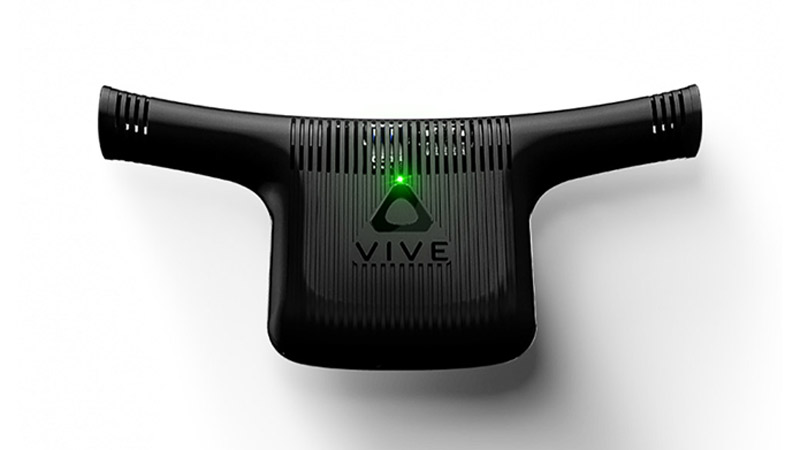 Sortie imminente pour le module sans fil HTC Vive Wireless Adapter !